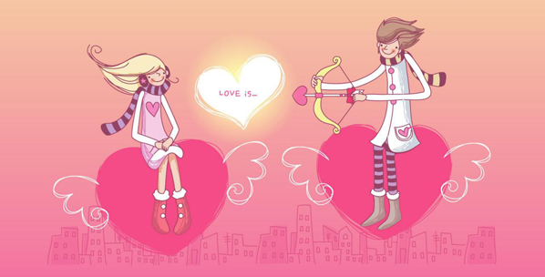 Beautiful love wallpaper 36