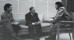 Beauvoir_Sartre_-_Che_Guevara_-1960_-_Cuba