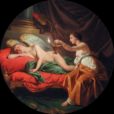31. Lagrenee, Louis Jean Francois - Eros And Psyche