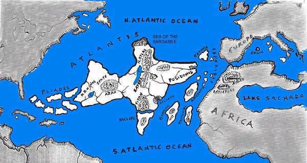 Ατλαντίδα Astrolife